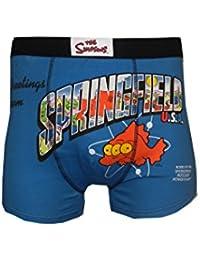 UWear **Great Value** Mens 2pk Simpsons Boxers Big Sizes