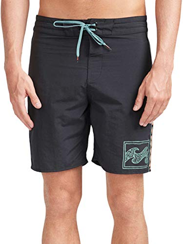 Billabong Boardshorts Nylon (BILLABONG Herren Boardshorts Atlas Jacquard Boardshorts)