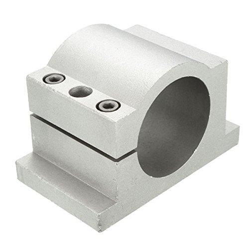 Vise Mount (Hitommy 65mm Spindel Motor Mount Halterung Halter Klemme für CNC Gravur Maschine)