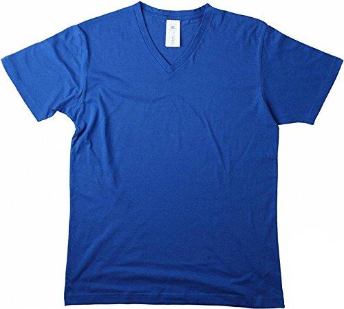 Herren T-Shirt Mick Classic FairWear Royal Blue