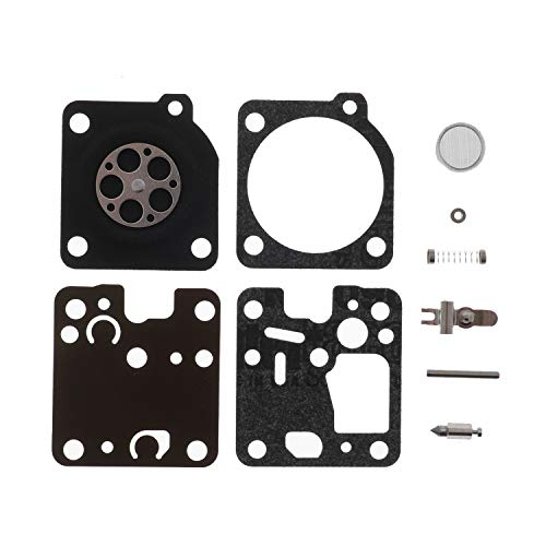 Jardiaffaires Kit carburateur Adaptable remplace Zama RB-107, RB-188