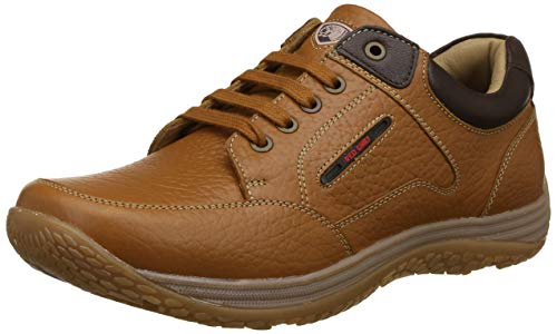 Red Chief Men's Elephant Tan Sneakers - 7 UK/India (41 EU)(RC3520 107)