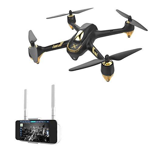 Hubsan H501A X4 Brushless Drohne GPS 1080 P HD Kamera 5.8 Ghz FPV WiFi Und 2.4 Ghz RC Quadcopter APP Steuerung Mit HT005 Relais