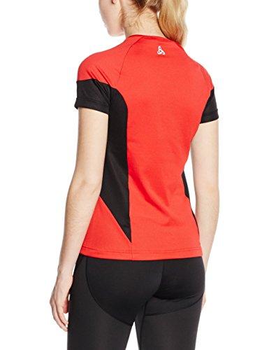Odlo VERSILIA T-shirt à manches courtes pour femme lollipop-Black
