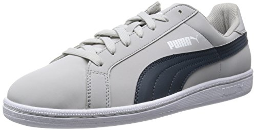 Puma Smash Buck, Unisex - Adulto Low-Top Sneaker, Grey Violet/Turbulence, 34.5 EU