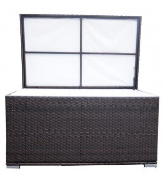 Kissenbox 2019 braun, Größe ca. 144 x 94 x 70 cm, Farbe Braun, 2019 braun