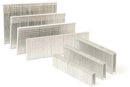 Parkside® 3000 Stück - Tackerklammern Tackernägel - Maße und Stückelung Detailbeschreibung entnehmen