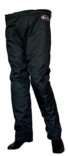 Scoter-motor (KED SOAR Motorradhose, Monsun Schwarz, Größe 29, Hose aus wiederstandsfähigem Polyestergewebe)