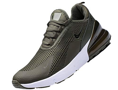 SINOES Air Zapatillas de Running para Hombre Mujer Zapatos para Correr y...