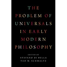 The Problem of Universals in Early Modern Philosophy