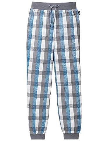 Schiesser Jungen Schlafanzughose Mix & Relax Jerseypants 157242, Gr. 164,