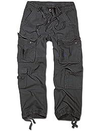Hose Brandit Pure Vintage Trouser anthrazit