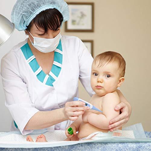 Babypflege Set, Kapmore 10PCS Baby Gesundheits Set Pflegeset für Babys und Kleinkinder mit Baby Fieberthermometer