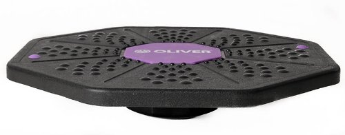 Oliver Balancegeräte Balance Board, schwarz, OL1185001894