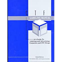 Ctfa Labeling Manual