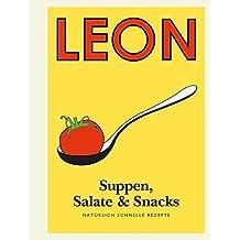 Leon Mini: Suppen, Salate & Snacks