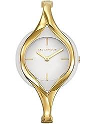 Ted Lapidus - A0596RAIX - Montre Femme - Quartz Analogique - Cadran - Bracelet Métal Doré