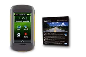 "Garmin Montana 600 GPS Portable Screen 4 ""Touch, Farbe: Schwarz, Grau, Gelb (Inklusive DVD City Navigator Europa)"