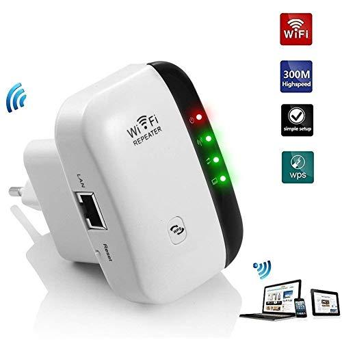 ZooArts WiFi Blast Wireless Repeater Wi-Fi Range Extender 300Mbps WifiBlast Amplifier -