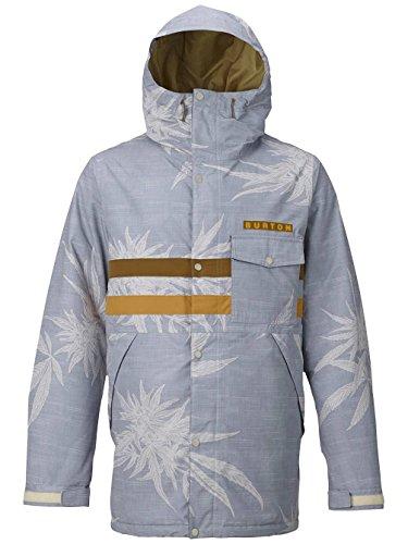 Burton Herren Snowboard Jacke Hoosick Parka Jacket (Snowboard Jacke Herren Burton)