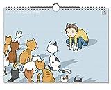 artboxONE Kalender 2019 Steppe Wandkalender A3 Tiere