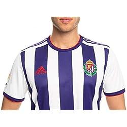 Camiseta oficial 1ª equipación del Real Valladolid C.F. Temporada 2019/20, Hombre, Talla S