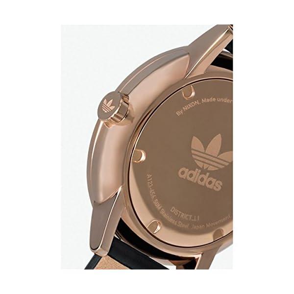 Adidas by Nixon Reloj Analogico para Mujer de Cuarzo con Correa en Cuero