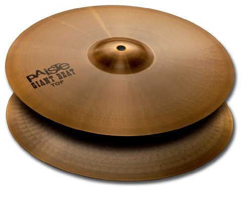 PAISTE GIANT BEAT 15 · PLATO HI HAT