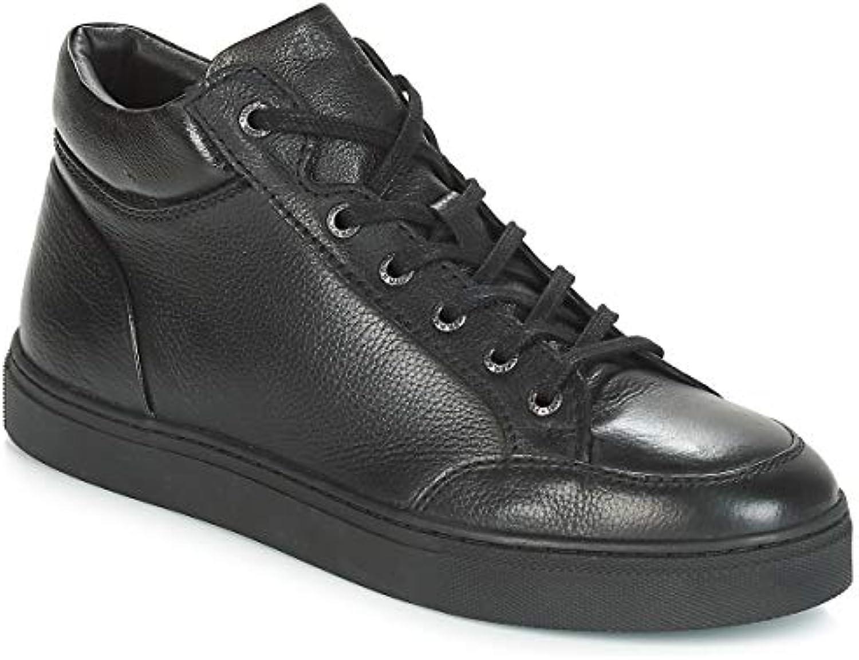 Frank Wright Rickman scarpe da ginnastica Uomini Nero - 41 - scarpe da ginnastica Alte | Produzione qualificata  | Uomini/Donna Scarpa