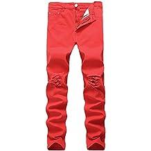 Rote hose fur herren