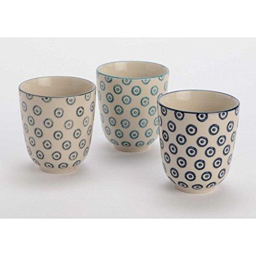 Amadeus - Lot de 3 Mugs Celeste Amadeus