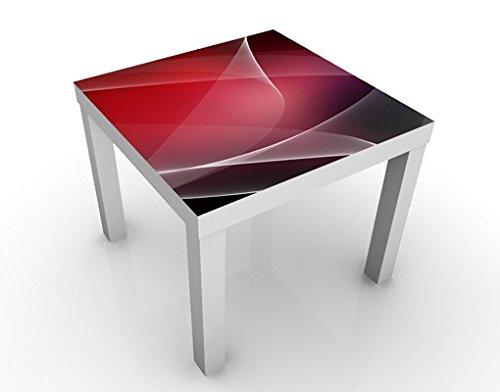 Apalis 46264-276880-855817 Design Tisch Funky Free Style, 55 x 55 x 45 cm, weiß