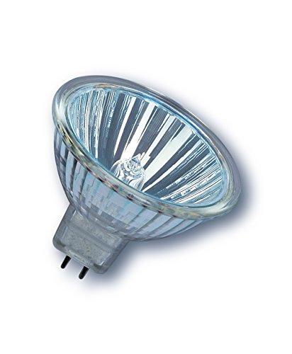 Osram Halogen-Stiftsockellampe, Decostar, GU5.3-Sockel, Dimmbar, 12 Volt, 35 Watt - Ersatz für 50 Watt, Warmweiß - 3000 K, 2er Park