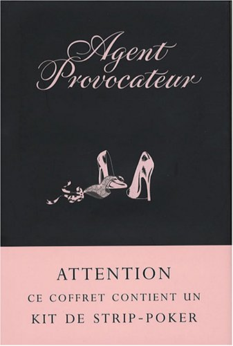Agent Provocateur : Le jeu par Kate Oldfield