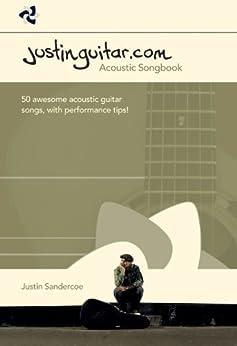 Justinguitar.com Acoustic Songbook von [Sandercoe, Justin]