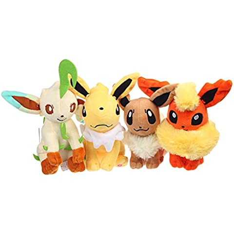 4pcs Pokemon 8.5