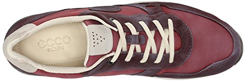 Ecco - Ecco Cs14 Ladies, Sneakers da donna Rosso (Rot (BORDEAUX/GRAVEL))
