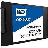 WD Blue 500GB 2.5-inch Internal Solid State Drive (WDS500G2B0A)