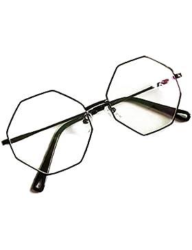 Occhiali poligono per donna uomo - Moda Occhiali da vista Montatura per occhiali- Juleya # 1229YJJ12