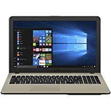 Asus Vivobook X540BA-GQ120T 15.6-inch Laptop (AMD 2-Core A9-9425/4GB/1TB/Windows 10/Integrated Graphics), Chocolate Black