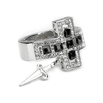 anello donna gioielli Cesare Paciotti misura 18 trendy cod. JPAN0729B/18