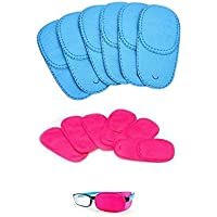 Preisvergleich für efbock Eye Patch für Gläser zu behandeln Lazy Eye/Amblyopie/Schielen 12