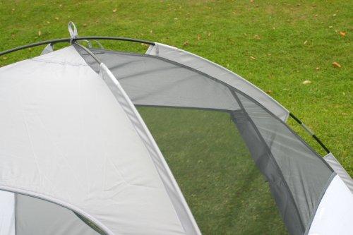 MONTIS HQ JOVIAN, 3 Personen, Premium Camping Tour Zelt, 345x215xH140, 3,8kg, AKTIONSPREIS! - 9