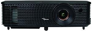 Optoma H183X DLP Projektor (WXGA Beamer, 1280 x 800 Pixel, 3200 ANSI Lumen, Kontrast 25.000:1, HDMI, VGA) schwarz