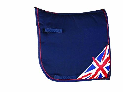 Cottage Craft Satteldecke Design britische Flagge