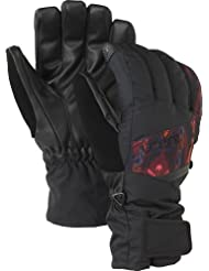 Burton Handschuhe WB Gore undgl - Guantes de esquí para mujer, color negro, talla XL