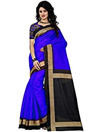 Sarees For Women Party Wear Offer Designer Sarees - B07799KCKZ