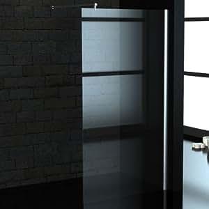 Zelsius - Walk-In Glas Duschwand Duschabtrennung 8mm Glas 100 x 200cm