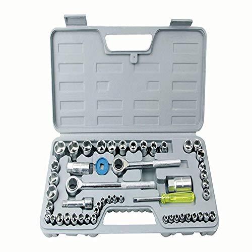 KEZIO 52 Innensechskant-Set Hardware-Tool Steckschlüsselsatz Hardware-Reparaturwerkzeug