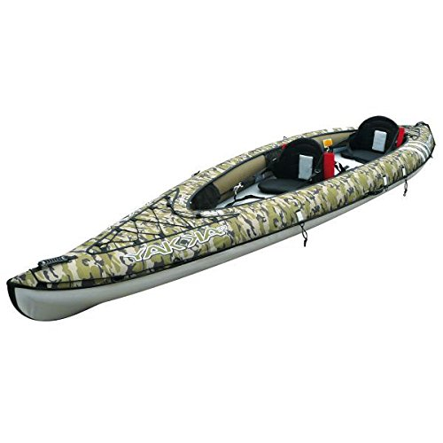 Kayak gonflable Bic Yakkair HP 2 Fishing